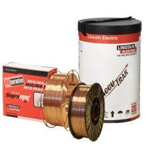 LINCOLN ELECTRIC - Bobine 15KG LINCOLN fil soudure ULTRAMAG 1 mm - E10K015P6E00