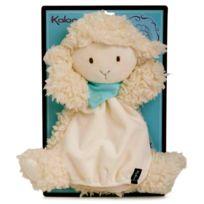 Kaloo - Les Amis : Doudou marionnette agneau Vanille