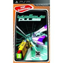 Sony - WipEout Pulse - Psp Essentials