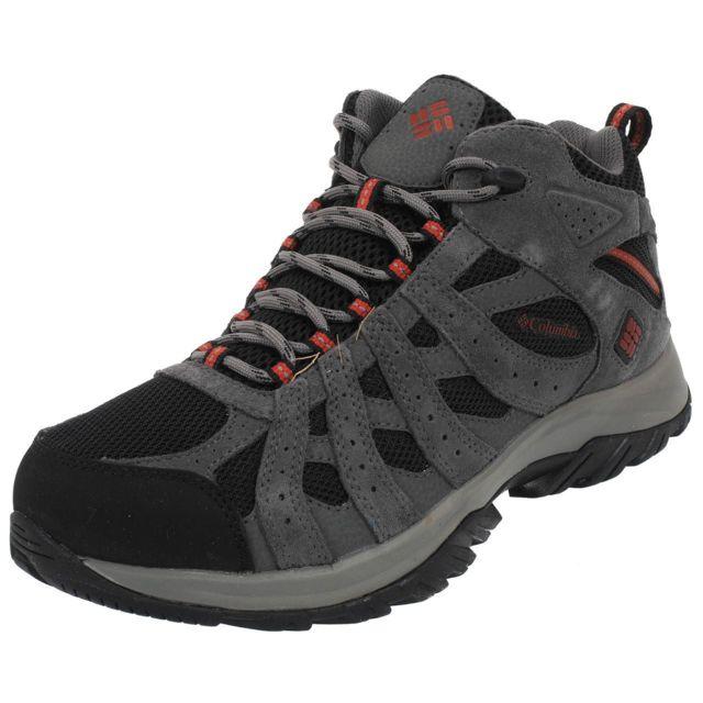 Chaussures marche randonnées Canyon point mid waterpro Gris 44898