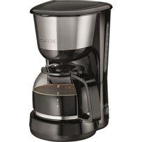 Clatronic - Ka 3575 Cafetiere a filtre ? Jusqu'a 12 tasses env. 1.5L, ? 1000W - Noir