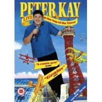 Universal Pictures Uk - Peter Kay - Live At The Top Of The Tower IMPORT Dvd - Edition simple