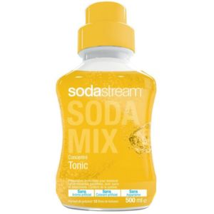 Sodastream concentr saveur tonic 500ml 30061150 pas - Sirop sodastream pas cher ...