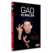 TF1 - Dvd Gad ElMaleh : ``décalages`` au palais des glaces