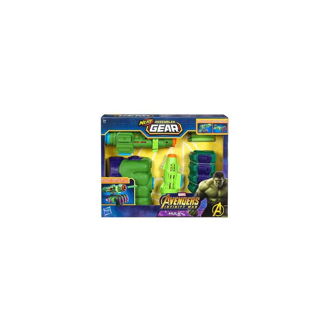 NERF Avengers Infinity War - Poing Assembler Gear Hulk