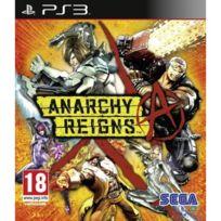 Sega - Anarchy Reigns