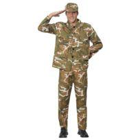 Euro Carnavales - Déguisement De Militaire - Homme