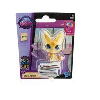 Hasbro - Figurine Petshop : Zeda Sandy