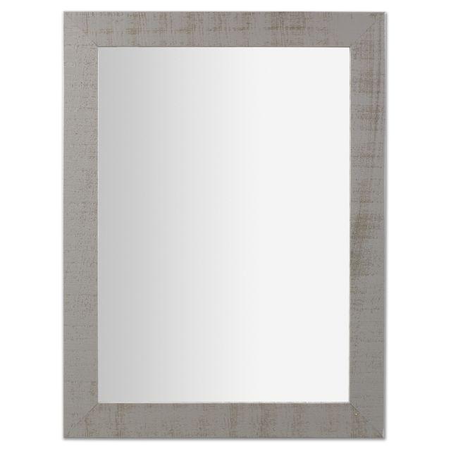 Kavehome Miroir Seven, gris 62x82 cm