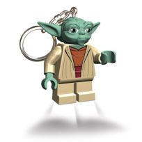 IQ LEGO - Star Wars - Lego Star Wars Porte Clé Led Yoda