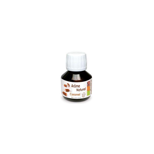 Scrapcooking Arôme Naturel Liquide 50 Ml - Caramel