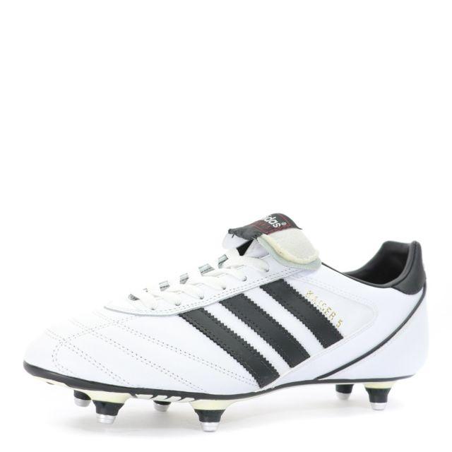 956b67aba492 Adidas - Kaiser 5 Cup SG Chaussures de foot Noir 44 2 3 - pas cher ...