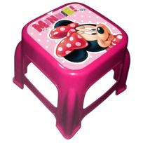 Arditex - Tabouret marchepied monobloc Minnie Disney