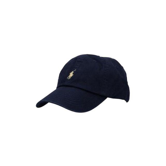 Ralph Lauren - Casquette petit logo Bleu marine - pas cher Achat ... c8831cdd118