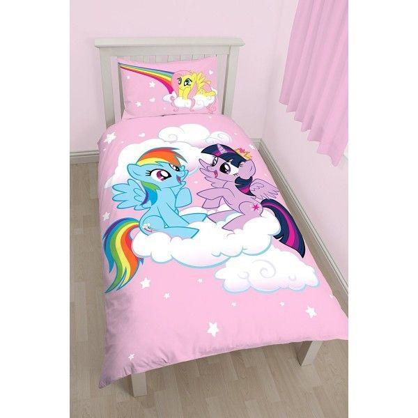 My Little Pony Parure De Lit Mon Petit Poney Rainbow Twilight