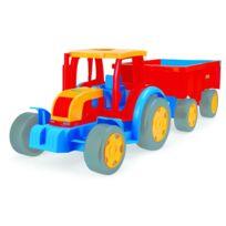 WADER - Tracteur géant avec remorque