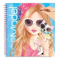 Kontiki - Album Coloriage Canin Doggy Top Model- 46659E