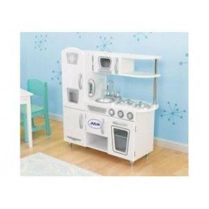 kidkraft cuisine enfant personnalisable vintage pas cher achat vente cuisine et m nage. Black Bedroom Furniture Sets. Home Design Ideas