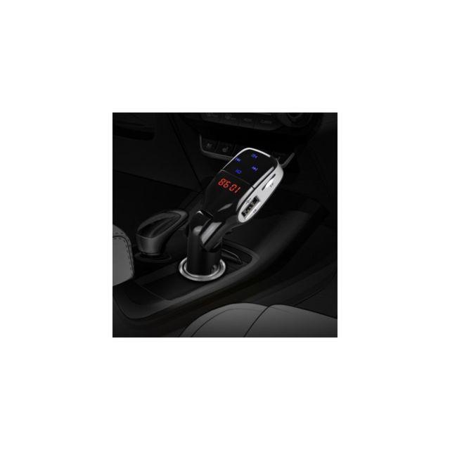auto hightech lecteur de musique mp3 pour voiture et transmetteur fm aux bluetooth sans fil. Black Bedroom Furniture Sets. Home Design Ideas