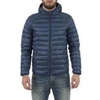 Jott - Blousons et vestes doudoune nico ml capuche bleu Xxxl