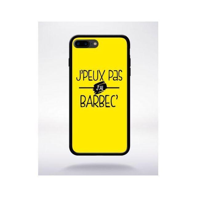 coque iphone 7 plus apple jaune