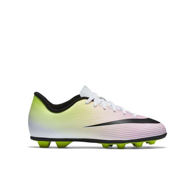 factory authentic b15e4 39ecb Nike - Chaussure de football Mercurial Vortex ll Fg Junior -.