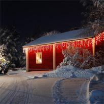 8m Guirlande 160x Blanc De Noël Effet Led Snow Lumineuse Dreamhouse Neige Chaud 6f7bgYy