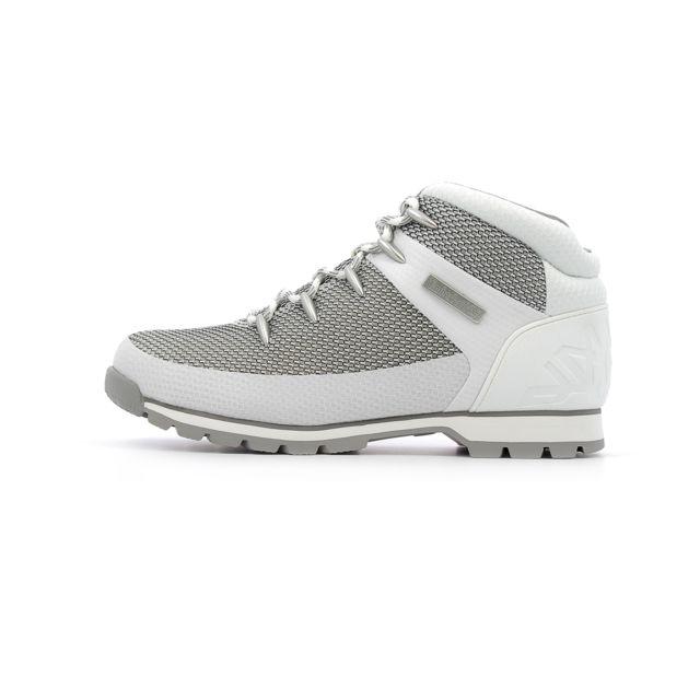 88785de3475efb Timberland - Boots Euro Sprint Fabric - pas cher Achat / Vente Boots ...