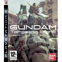 Playstation 3 - Mobile Suit Gundam Target In Sight