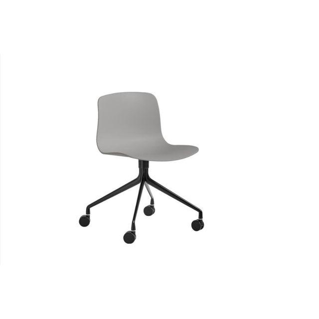 Hay About a Chair Aac 14 - noir - gris béton