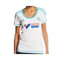 ee5538ab4f8 Adidas - Maillot Olympique de Marseille Femme Football Multicouleur XS