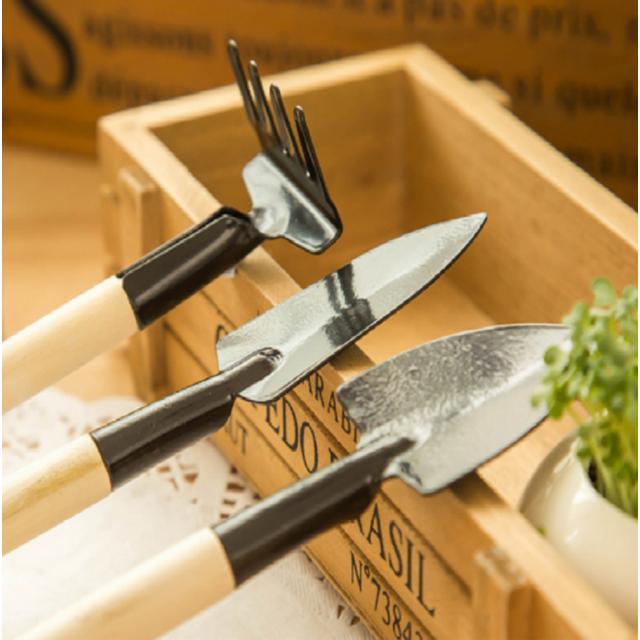 G-motions - Kit Mini outils de jardin 3 pièces / Kit Jardinage ...