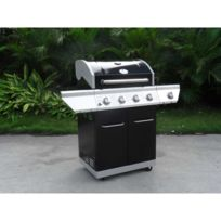 Mode De Vie - Barbecue Nevada 4 brûleurs