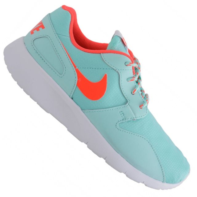 buy online 7f385 5ab81 Nike - Basket Sneaker - Femme - Kaishi - Turquoise Bleu - 36 1 2 - pas cher  Achat   Vente Baskets femme - RueDuCommerce