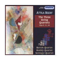 Hungaroton Classics - Les Trois Quatuors A Cordes