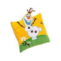 Joy Toy - Peluche - La Reine des neiges coussin peluche Olaf 33 x 33 cm