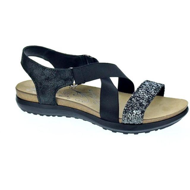 c94986fe21b3a5 Imac - Chaussures Femme Sandales modele 109460 - pas cher Achat / Vente  Sandales et tongs femme - RueDuCommerce