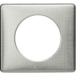 legrand celiane plaque 1 poste alu snake pas cher achat vente interrupteurs et prises en. Black Bedroom Furniture Sets. Home Design Ideas