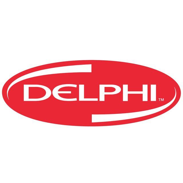 Delphi jeu de disques de freins avant pour citroen ds3 1.4 vti