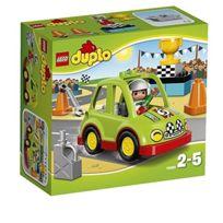 Lego - Duplo Ville - 10589 - Jeu De Construction - La Voiture De Rallye