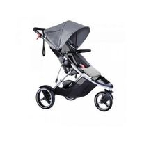 Phil&TEDS - Poussette Phil and Teds Dash Grey marl