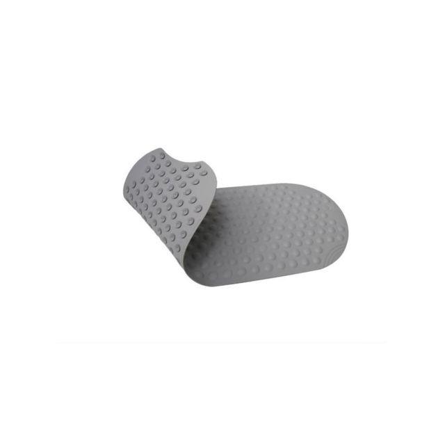 ridder tapis antid rapant pour baignoire tecno plus 38x89 cm gris pas cher achat vente. Black Bedroom Furniture Sets. Home Design Ideas