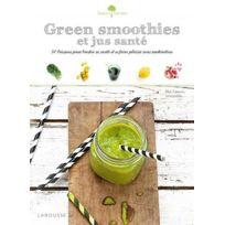 Larousse - Green smoothies et jus santé Livre, éditeur