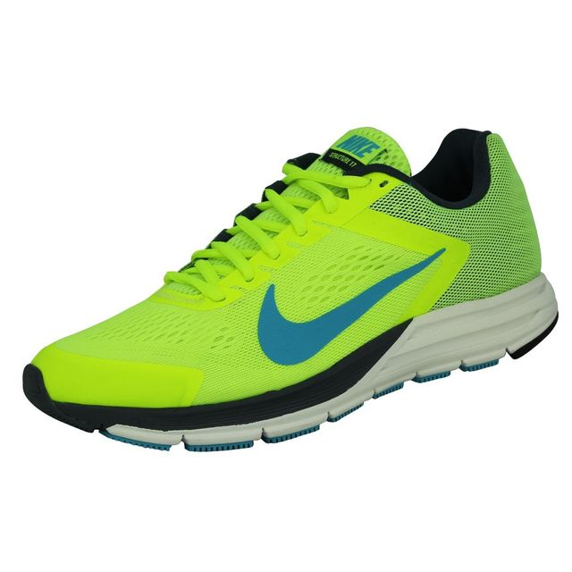 pas cher pour réduction 9144e d0c63 Nike - Zoom Structure 17 Chaussures de Running Homme Jaune ...