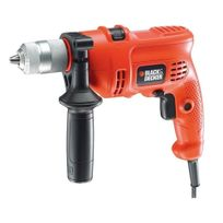 Black & Decker - Kr504CRE Perceuse à percussion 500W 13mm