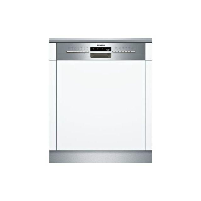 siemens lave vaisselle encastrable sn536s02ge achat lave vaisselle. Black Bedroom Furniture Sets. Home Design Ideas