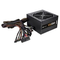 CORSAIR - Alimentation PC - VS350 - CP-9020095-EU - 80+ - 350W