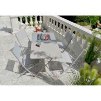 table jardin bricorama - Achat table jardin bricorama pas cher - Rue ...