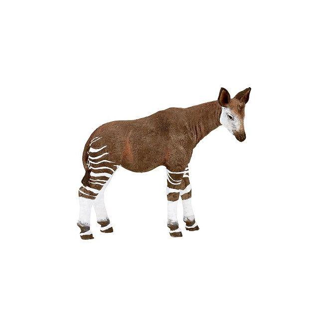 Papo - Figurine Okapi - pas cher Achat   Vente Animaux - RueDuCommerce 8fc21a49e07