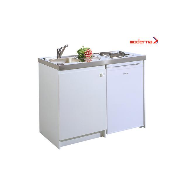 G n rique moderna cuisinette boreale complete electrique 120x60 pas cher achat vente - Cuisinette moderna ...